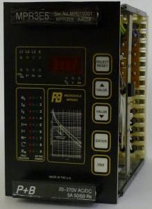 P&B Protection Relays original MPR3E5