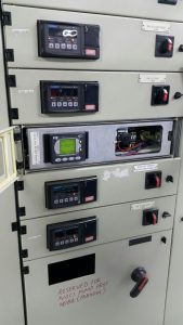 P&B protection relays s&i retrofit mv2 mcc panel