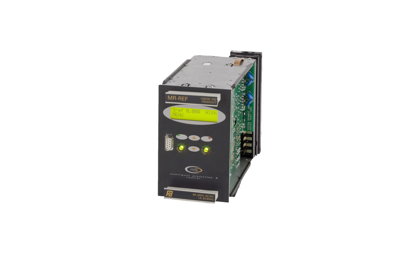 Pb Protection Relays Vision 100 Series Drawout Powered Relay Terminal 3 Cdg Our Site Uses Cookies To Distinguish You From Other Users And Help Provide With A Better Experience When Using