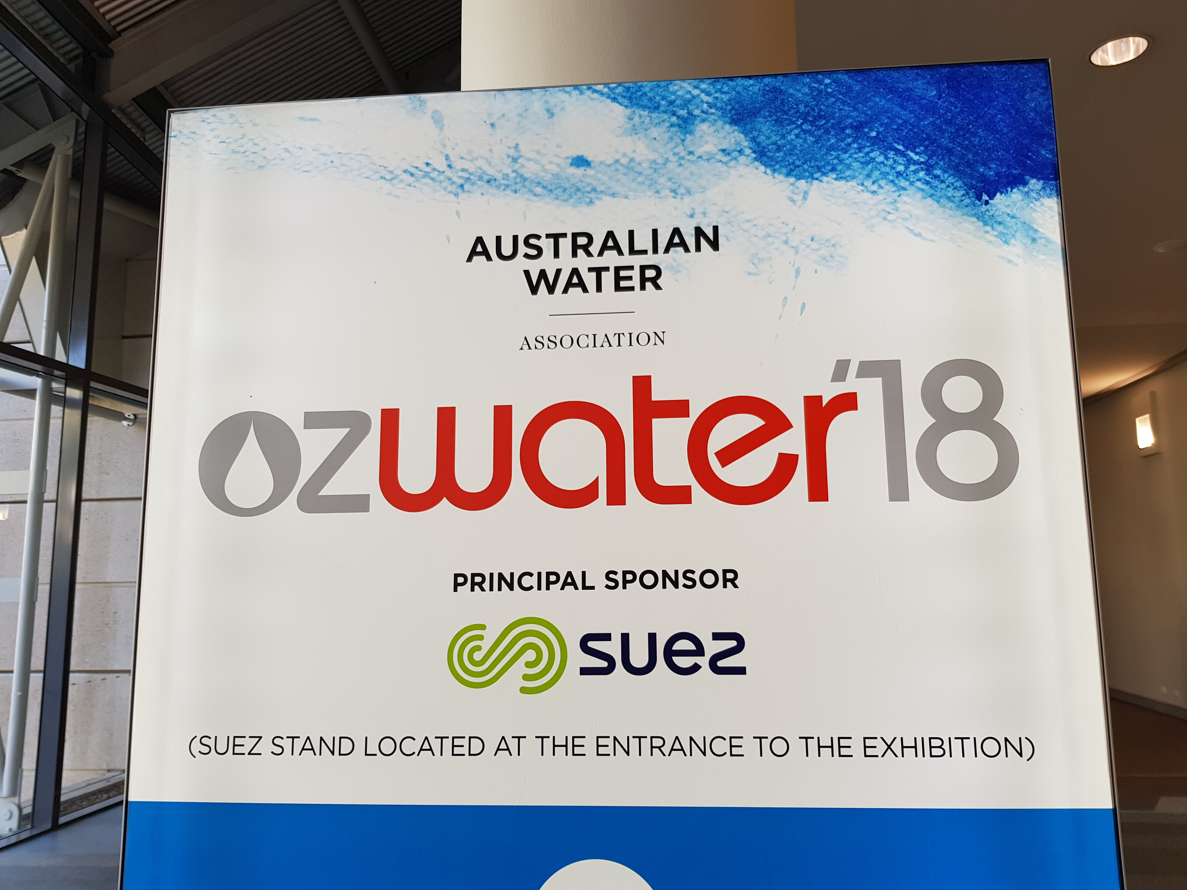 P&B Exhibits with GFF Power at OzWater18